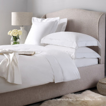 China wholesale 100 cotton white bed sheet/bedding sheet/hospital white bed sheets