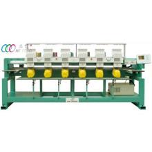 """Profesional 5 """"Monitor LCD 9 agujas de la máquina de bordado tubular, 6 cabezas"""