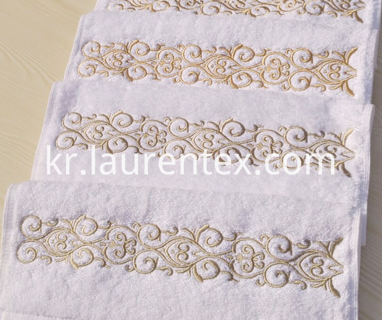 cotton fabric towels