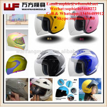 OEM Custom plastic injection children Motorcycle helmet Mould/High quality plastic injection child Motorcycle helmet molds