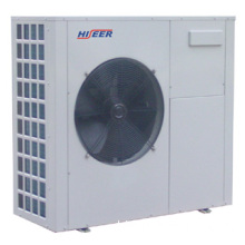 Air source heat pump and chiller
