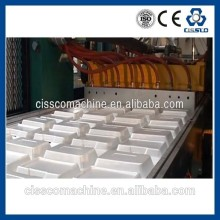 DISPOSABLE FOOD CONTAINER MAKING MACHINERY DISPOSABLE PLASTIC PLATE PRODUCTION MACHINERY