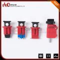 Электроннопопулярный дешевый малогабаритный предохранительный замок для одиночного / многополюсного миниатюрного автоматического выключателя