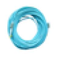 Câbles de raccordement de fibre LC MPO au niveau des télécommunications OM4 OM3 câbles à fibre optique à fibre de carottage