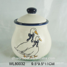 Pot de céramique en céramique pour animaux de 2016