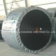 Application de bande transporteuse en caoutchouc / bande transporteuse Ep dans une mine de charbon
