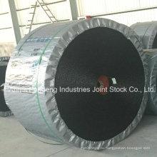 Резиновая конвейерная лента / EP конвейер применение в угольной шахте