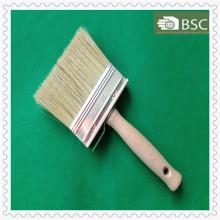 Shxb-0022 Wooden Handle White Bristle Ceiling Brush