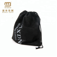 Nice printing fresh laundry non woven bag drawstring
