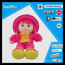 Moda menina boneca de brinquedo 14inch lindo