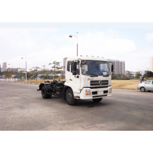 10 Ton detachable container refuse truck