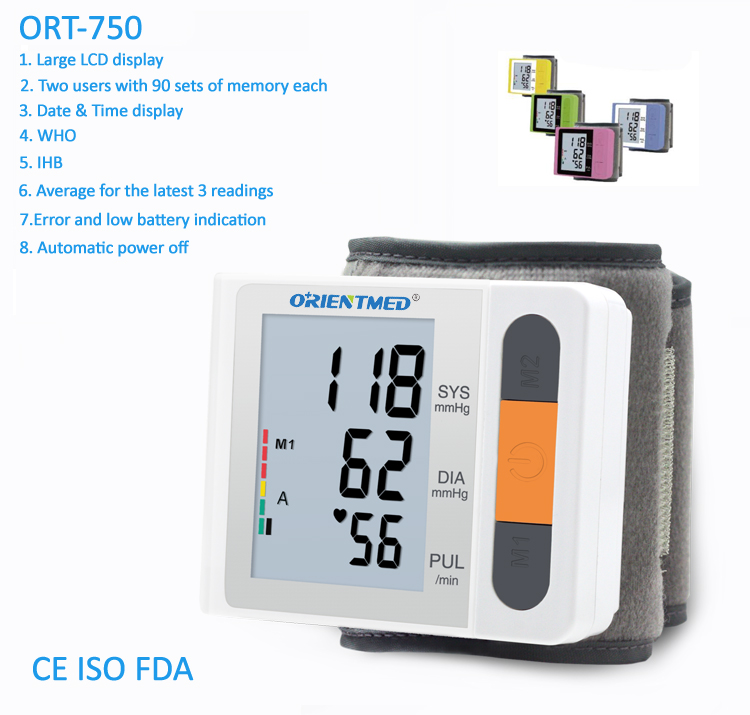 ORT750-blood-pressure-monitor