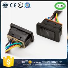 15А 250V вкл выкл на средний тумблер триммера тумблер 2Р 3р 4р 6р 9р 12р