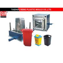 45L, 55 molde de cubo de basura plástica L