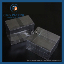 China Supplier Custom Clear PVC Box for Packaging (CMG-PVC-017)