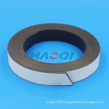soft flexible rubber magnet with adhesive backing