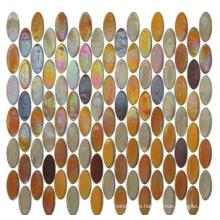 Gemischte Farbe Glas Fliesen Dekoration Mosaik