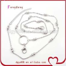 ожерелье для женщин цепи мода