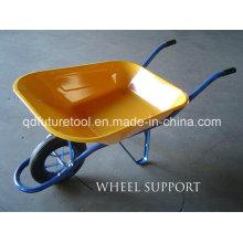 Wheelbarrow 65L Solid Wheel Wheelbarrow 6400