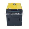 entrega rápida AC trifásico dos cilindros 10kva pabellón generador diesel precio