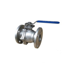 API 2PC Floating Ball Valve
