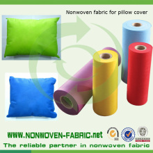 Экологически чистая полипропиленовая нетканая ткань для домашнего текстиля