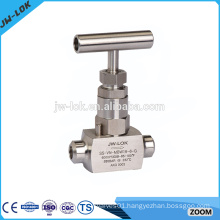 Manufacturer in china high precision gas needle valve