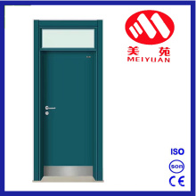 Powder Coated Very Low Price Steel Metal Doors for School