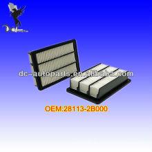 filtro de aire 28113-2B000