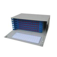 72core 4U ODF Fiber Optic Distribution Box with FC / UPC Fi