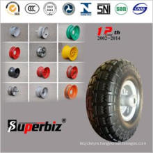European Standard Environmental PU Wheels (4.10/3.50-4)