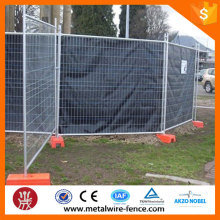 Portable welded Australia temporary fencing
