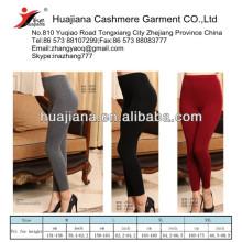 2014 feminino Cashmere inverno legging