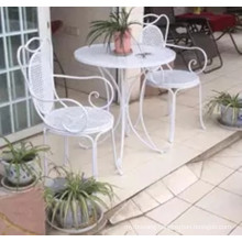 Outdoor Furniture Folding Metal Tables and Chairs