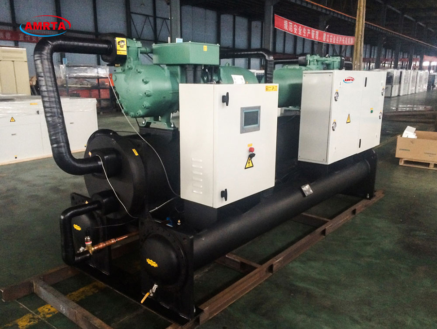 Tropical Brine Screw Chiller