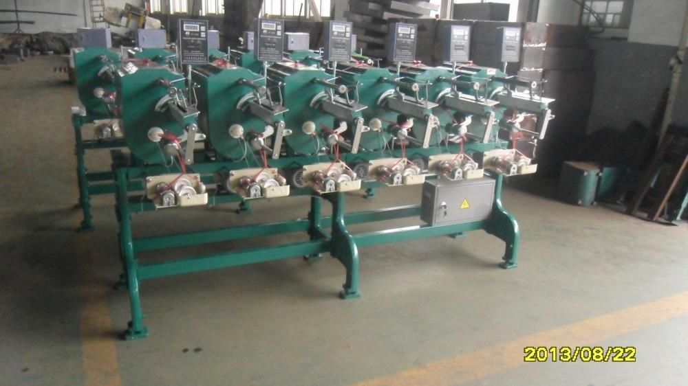 Customized Big Cone Winding Machine
