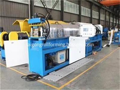 Steel Frame Roll Forming Machine