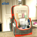 Nylon makeup trolley cosmetics case