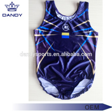 Cheap Sublimated Purple Mens Leotard