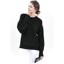 Women′s Crew Neck Sweater