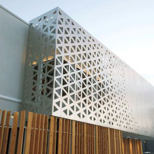 Stainless Steel Architectural Screens
