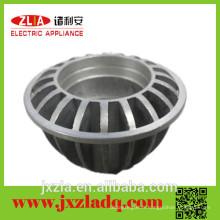 Fourniture durable petite écharpe en aluminium Led dissipateur de chaleur