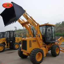 European Technology Tunnel Rock Backhoe Loader