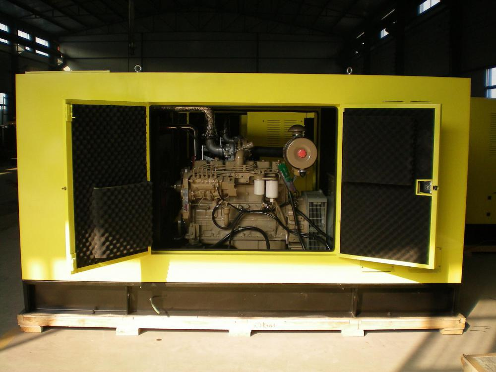 200KVA Cummins Generator Set with 6CTAA8.3-G2