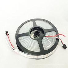 LED Pixel Streifen WS2812B 5m 30 LEDs / m 30IC / m Weiß PCB Wasserdichte Traum Farbe Pixel LED Streifen DC5V