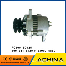 all type of starter motor assembly for excavator engine