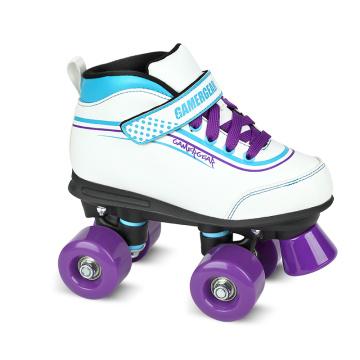 Soft Boot Quad Roller Skate für Kinder (QS-38)
