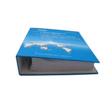Hochwertiges ausgefallenes Hardcover Loose Leaf Book Printing