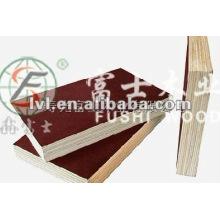 Boa qualidade madeira compensada impermeável 1220 * 2440mm * 18mm