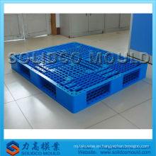 molde de inyección de plástico de molde de paleta
